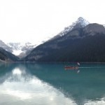 Beautiful Glacial Lake Louise